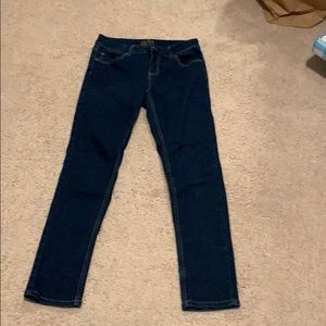 Other - Justice skinny jeans